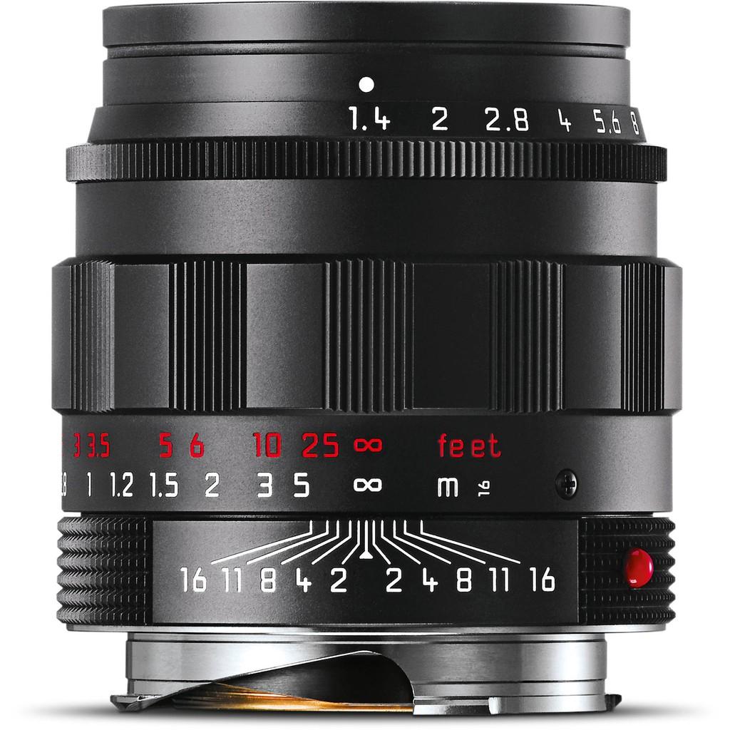 Leica 11688 SUMMILUX-M 50mm f/1.4 ASPH. 霧黑特別版 全新公司貨【日光徠卡】