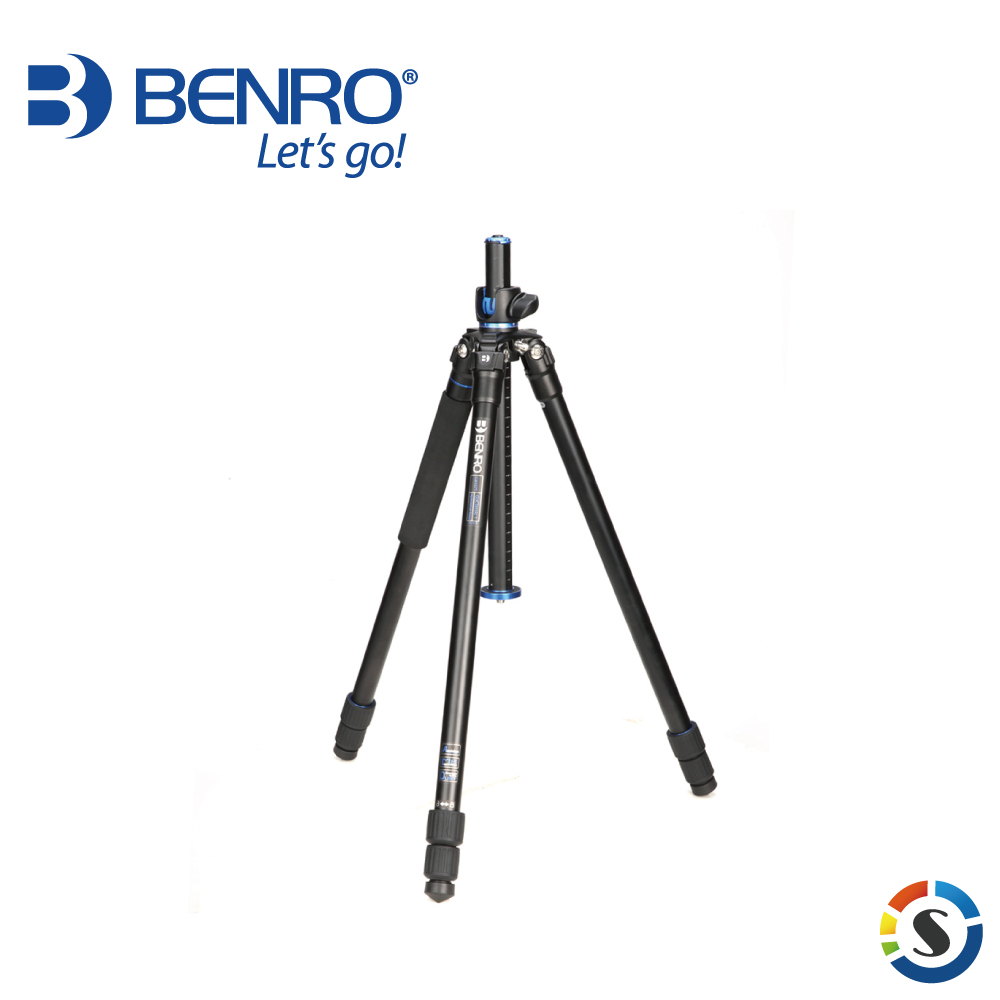 BENRO百諾 GC157T GoClassic系列碳纖維三腳架SystemGO