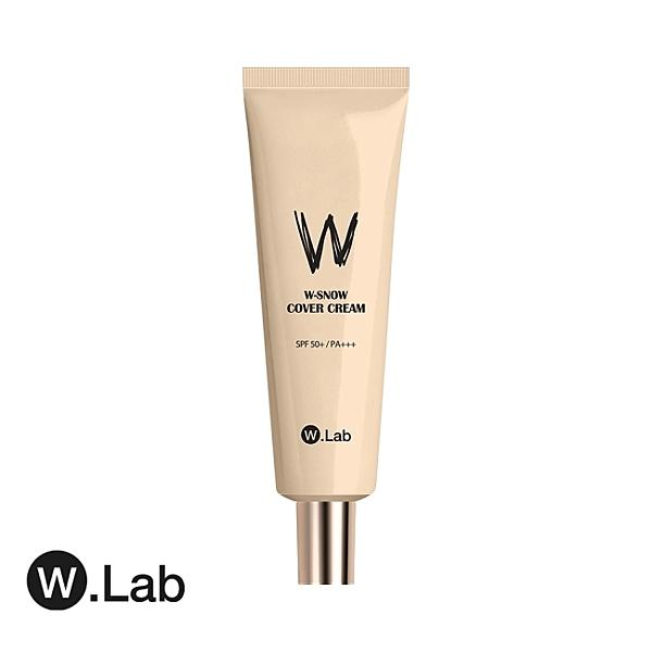 W.Lab 超完美柔焦粉底霜 30g_23自然 原廠公司貨