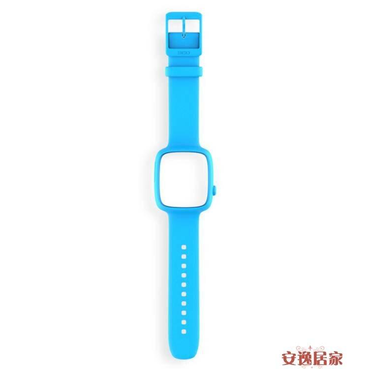 錶帶 兒童電話智慧手錶se系列通用表帶學生適配se2原裝矽膠表帶配件 安逸居家
