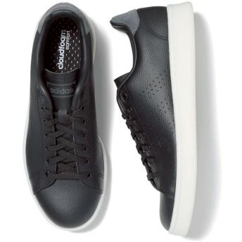 adidas/アディダス ADVANCOURT LEA Uホワイト25.5