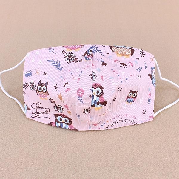 雨朵防水包 U366-024 口罩套小嘴鳥-小孩
