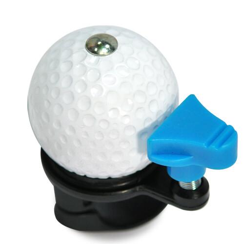 sapience台灣製造 自行車鈴鐺/ 撥鈴鐺 高爾夫球造型