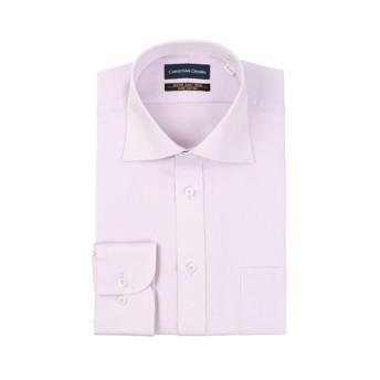 ワイドカラースタンダードワイシャツ《コットン100%》