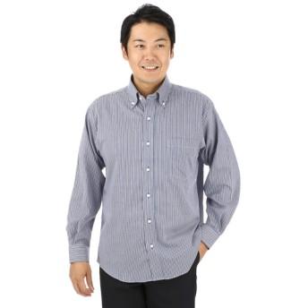ボタンダウンカジュアルシャツ【ノーアイロン】