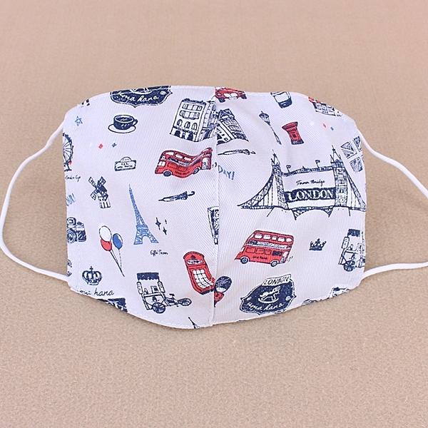 雨朵防水包 U365-038 口罩套大嘴鳥-大人