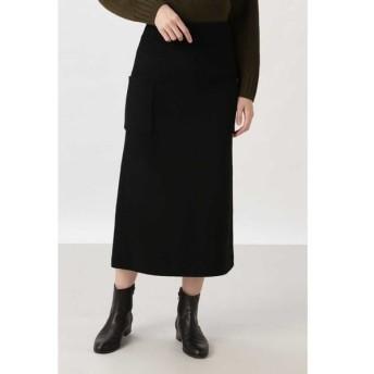 HUMAN WOMAN / ヒューマンウーマン [一部店舗限定] リバーメルトンスカート