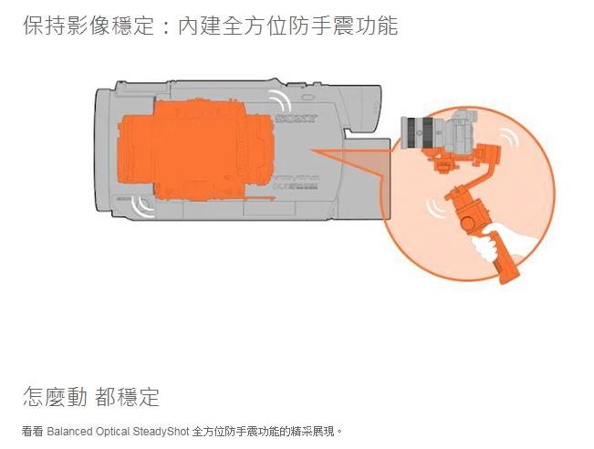 【中壢NOVA-水世界】SONY FDR-AX43 AX43 攝影機 縮時攝影 4K影片 公司貨