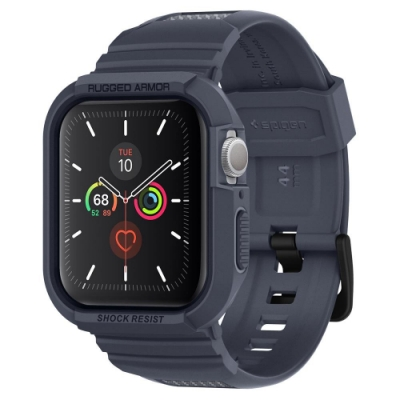 SGP Apple Watch S4 (44mm) Rugged Armor Pro防摔保護殼