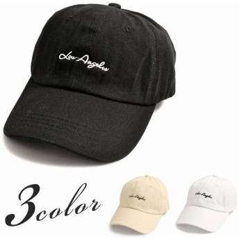 シーズンを問わない優れモノ 刺繍ロゴキャップ 帽子 キャップ ベースボール コーデ おしゃれ ファッション