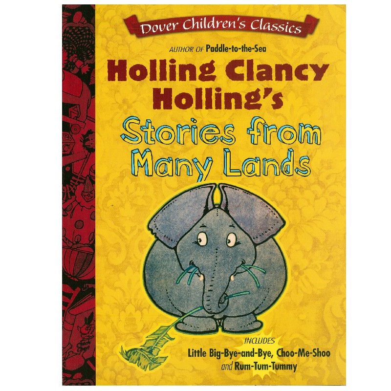 Holling's Stories from Many Lands 童話故事集