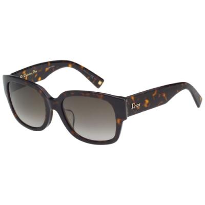 DIOR 太陽眼鏡(琥珀色)