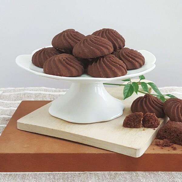 歐詩太糖法式手工曲奇-濃醇巧克力年節送禮彌月禮喜餅伴娘禮探房禮辦公室團購
