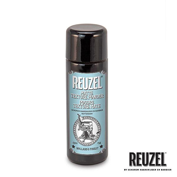 REUZEL Matte Texture Powder 4D蓬鬆豐盈霧感蓬蓬粉 15g (原廠公司貨)【Emily 艾美麗】