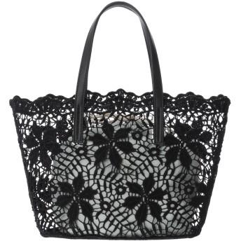 【6,000円(税込)以上のお買物で全国送料無料。】【cooco】巾着付硬化花柄トートバッグ