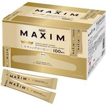 ds-2309268 (まとめ)味の素AGF マキシムスティックコーヒー 2g 1箱(100本)【×10セット】 (ds2309268)