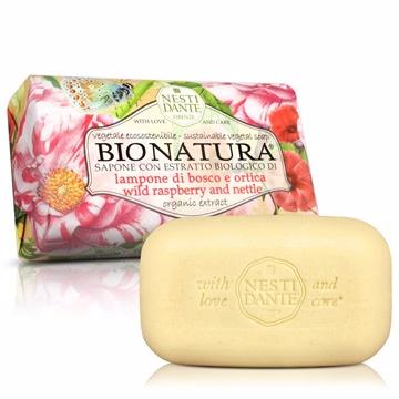 Nesti Dante 義大利手工皂 天然純植系列 純植野莓蕁麻葉皂 250g
