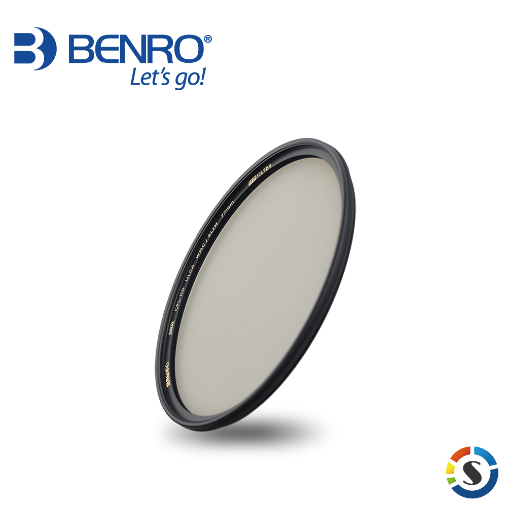 BENRO百諾 SHD CPL-HD ULCA WMC/SLIM 偏光鏡(82mm)
