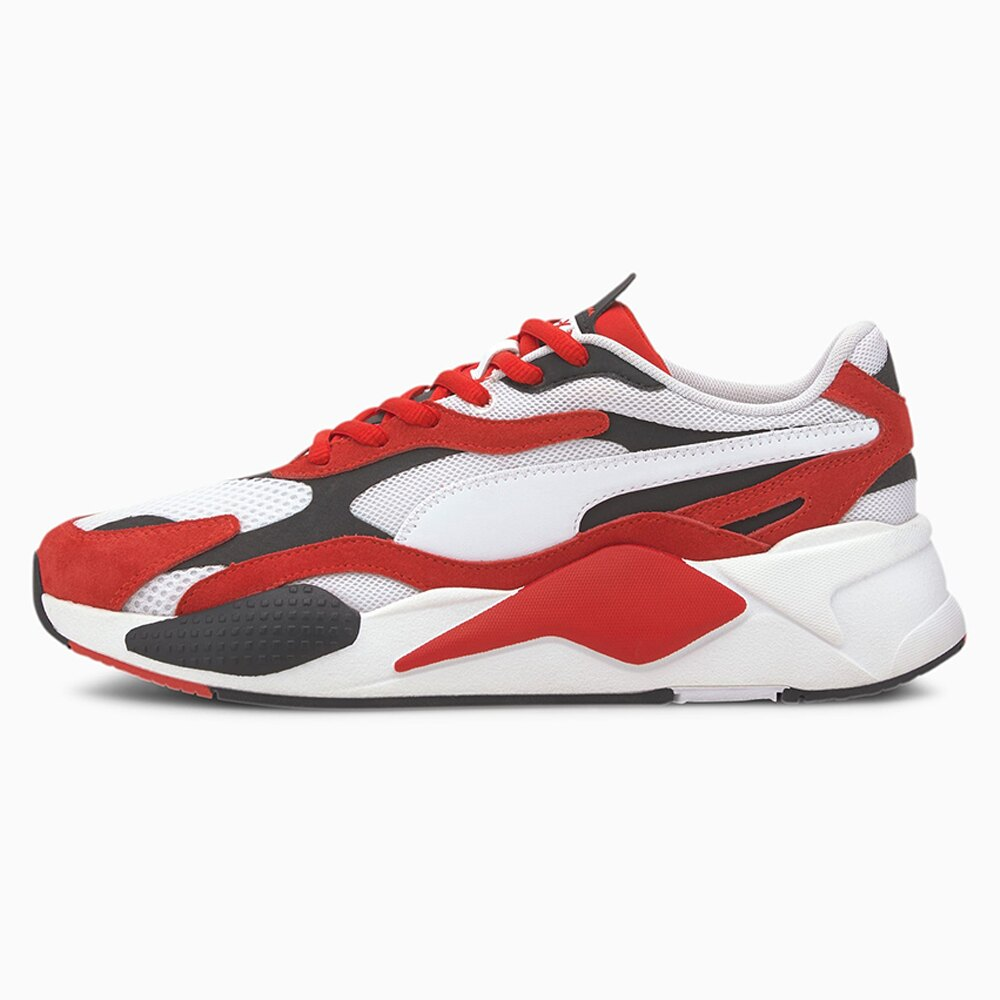 PUMA  RS-X3 Super  男運動鞋 賽車紅 37288401