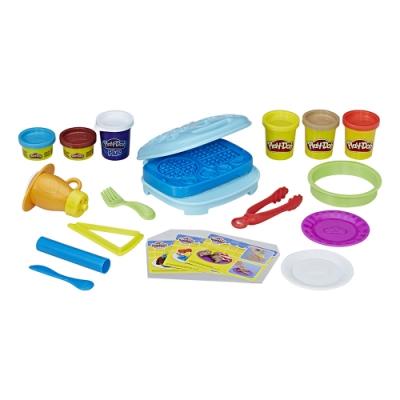 PlayDoh 培樂多 - 廚房系列 鬆餅早餐組