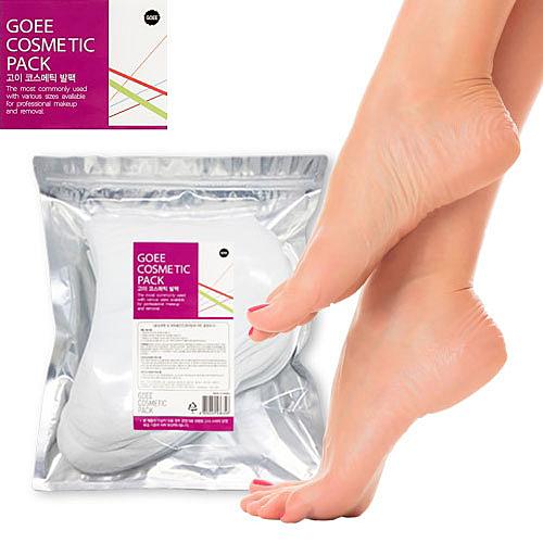 韓國 GOEE COSMETIC PACK 專業保濕護理足膜(20入)10雙/組