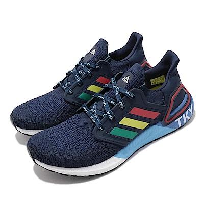 adidas 慢跑 UltraBoost 20 東京 男女鞋