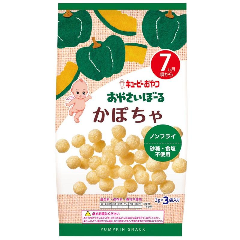 Kewpie寶寶果子球-南瓜(7M)9g