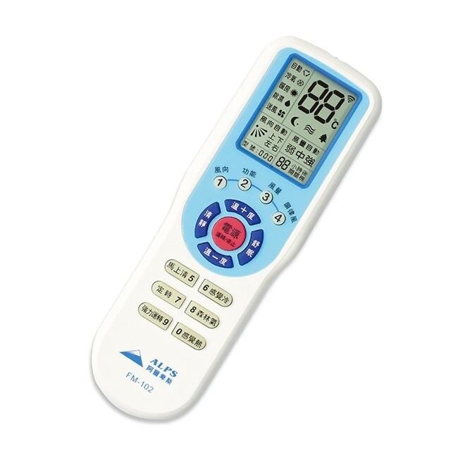 dr.av 萬用 冷氣 遙控器 fm-102
