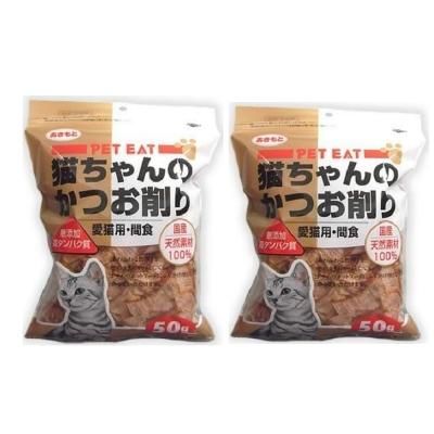 (兩包組)PET EAT元氣王-鰹魚薄片 50g