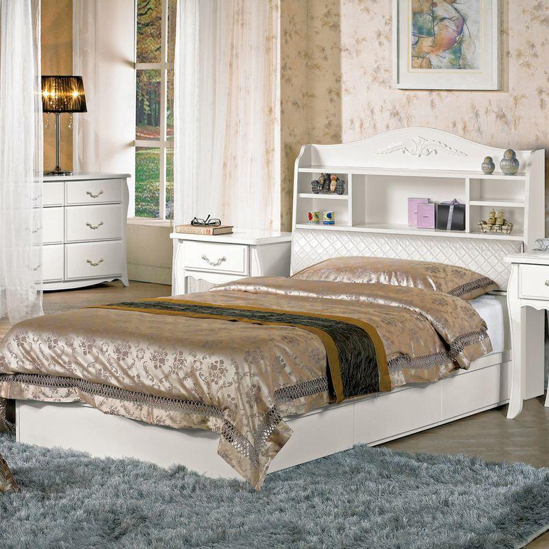【MA123-1】仙朵拉3.5尺被櫥式單人床