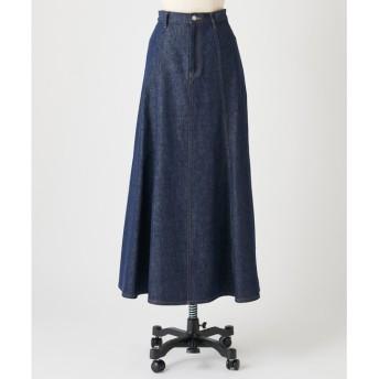 【ラウンジドレス/Loungedress】 【Awfully】マーメイドロングスカート