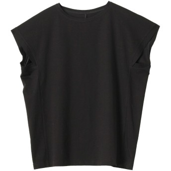 ELENDEEK OVAL BASIC CS Tシャツ・カットソー,ブラック