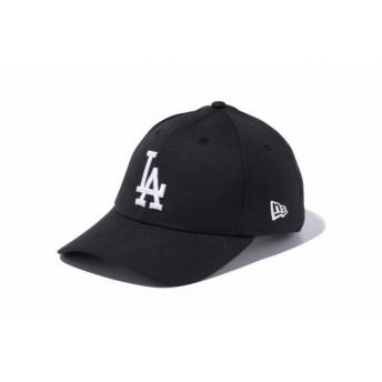 ニューエラ 送料無料 NEWERA 9FORTY ロサンゼルス・ドジャース ブラック × ホワイト