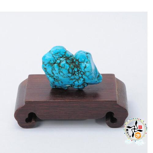 綠松石原礦(39.5g)十方佛教文物