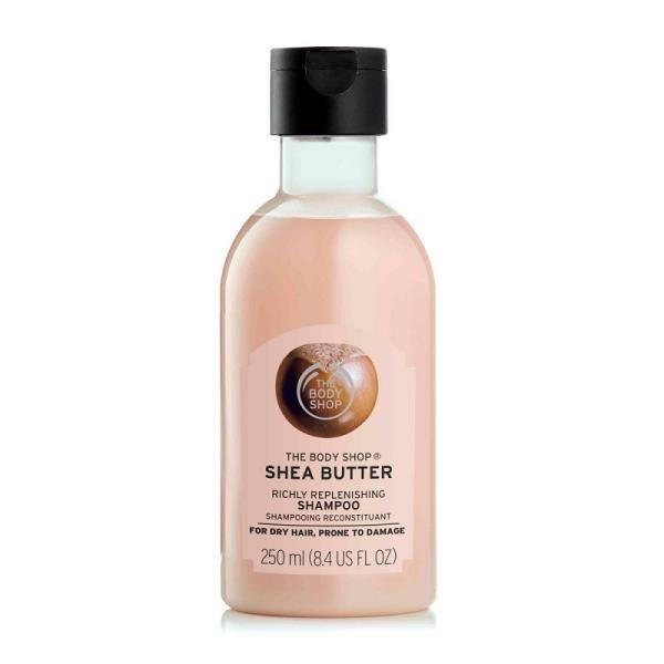 The Body Shop  乳油木果豐盈洗髮精 250ML