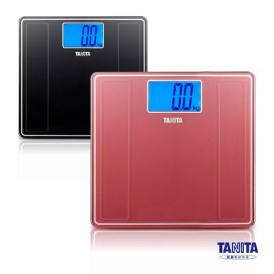 TANITA 日本 藍光LED大螢幕電子體重計HD-382