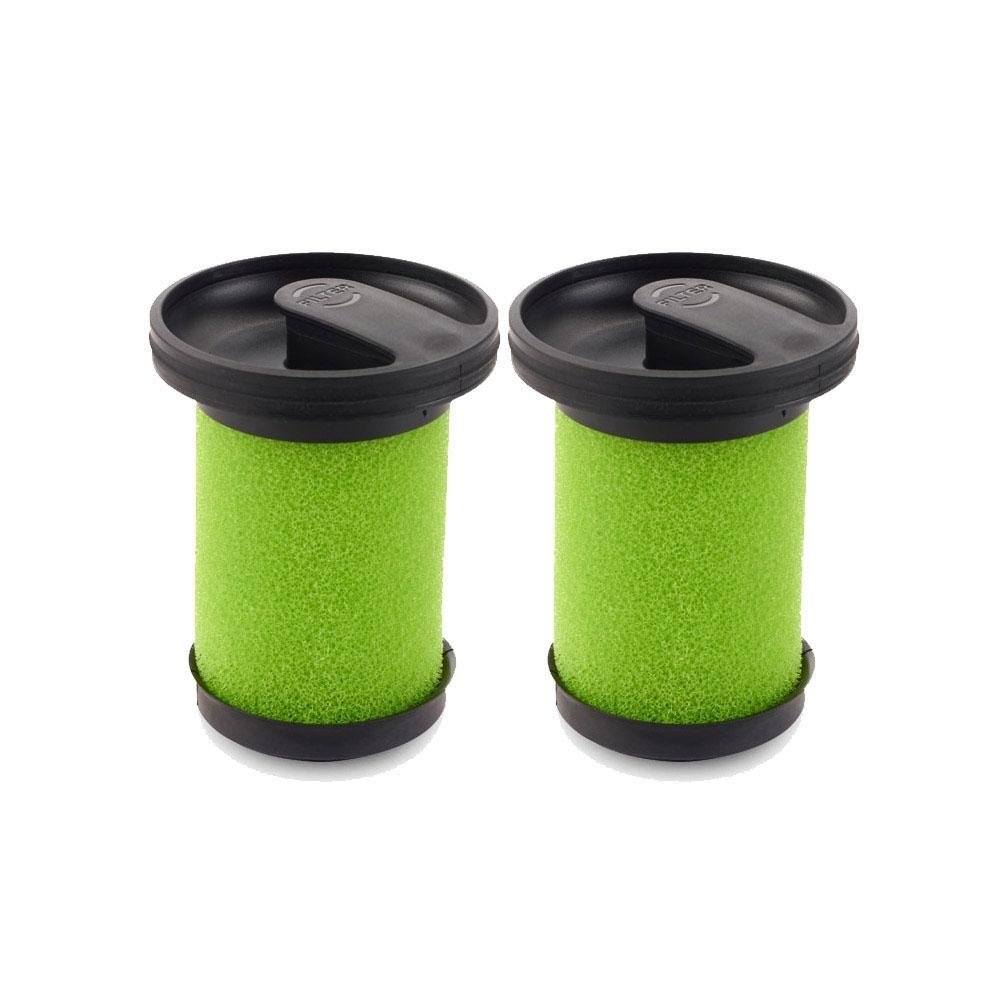 英國Gtech 小綠 Multi Plus 原廠專用濾心 2入組