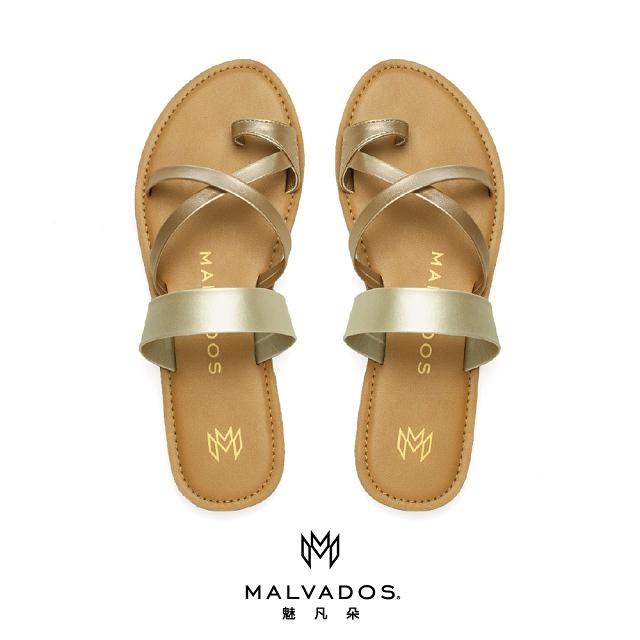 MALVADOS 魅凡朵 經典時尚涼拖鞋 ICON JONI 瓊妮