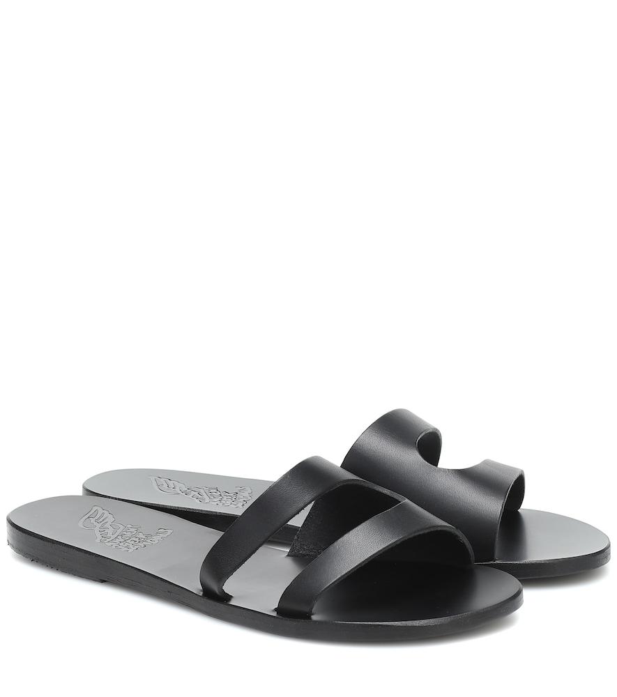 Ieria leather sandals