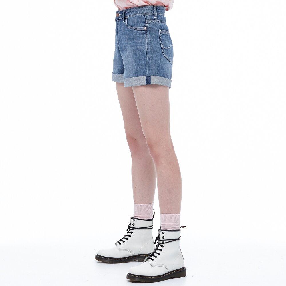 Lee 牛仔短褲 女款