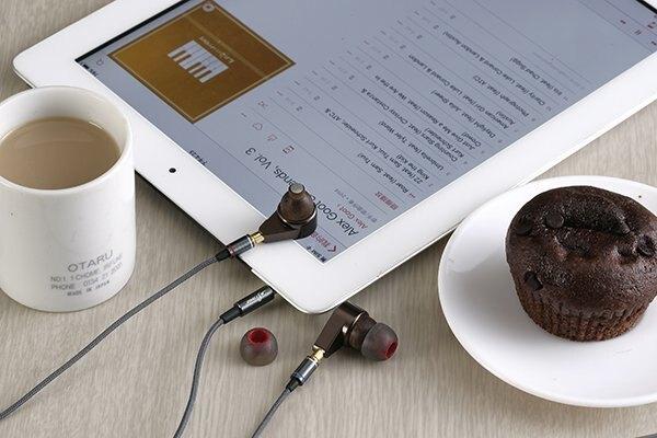 oBravo erib-1w 平面振膜 耳道式耳機 | 金曲音響