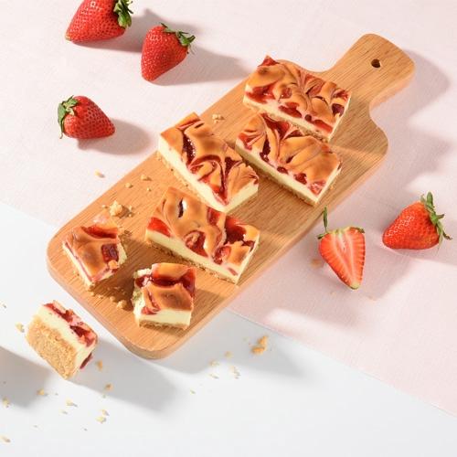 【亞尼克】季節限定-草莓起司磚【單口味組】