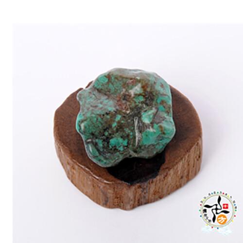 綠松石原礦(17.5g)十方佛教文物