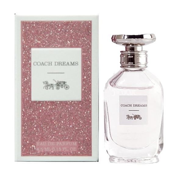 岡山戀香水~COACH DREAMS 逐夢女性淡香精4.5ml~優惠價:320元