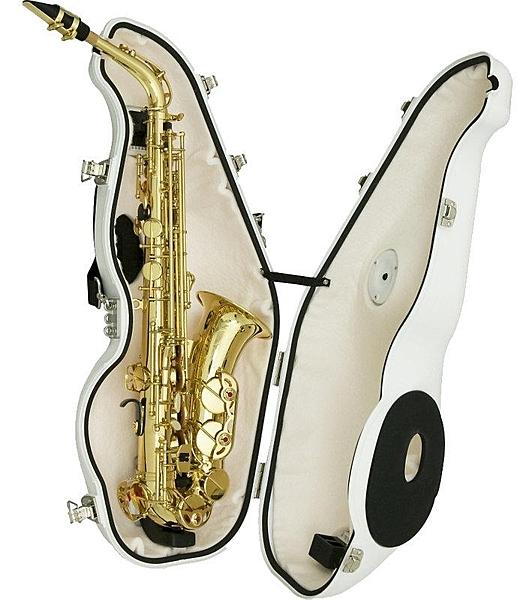 凱傑樂器 Best Brass e-Sax E3S-AS 中音薩克斯風用靜音箱 日本製造