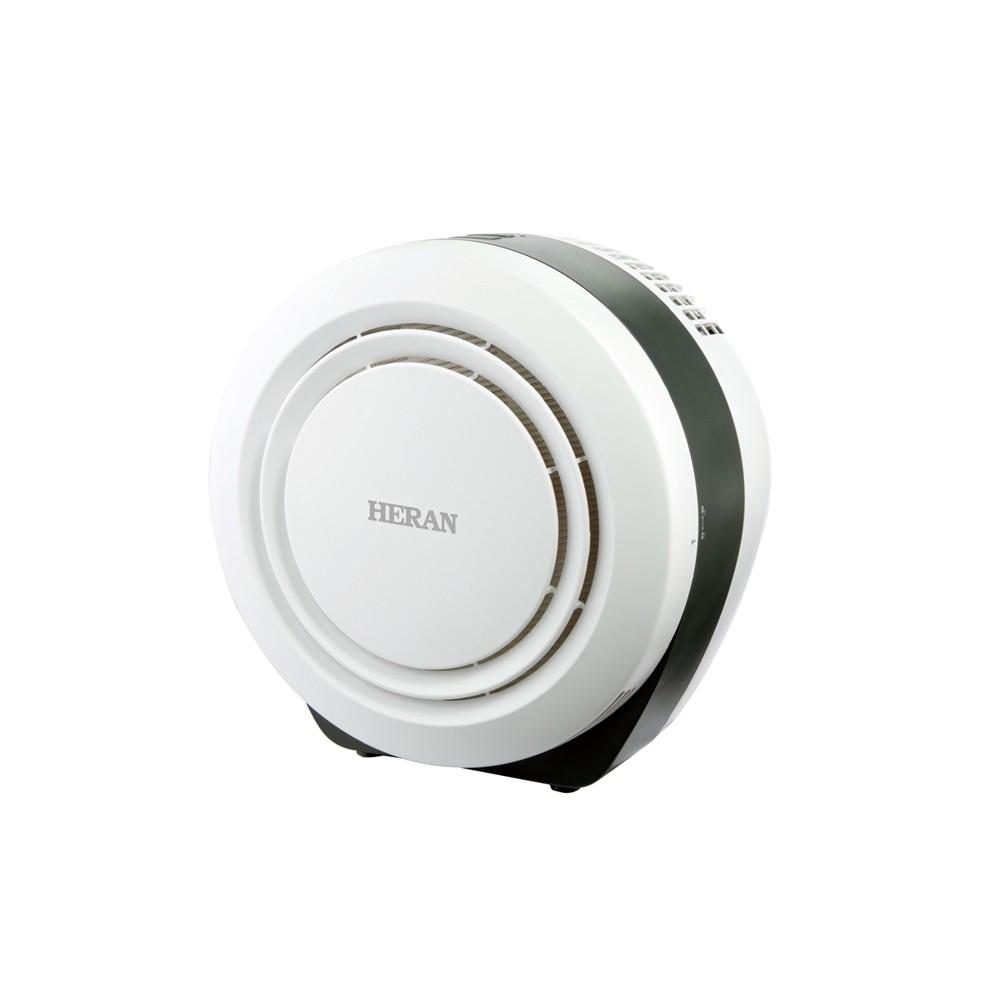 【優質福利品】HERAN禾聯 小餅乾UV光殺菌空氣清淨機 HAP-150Z1