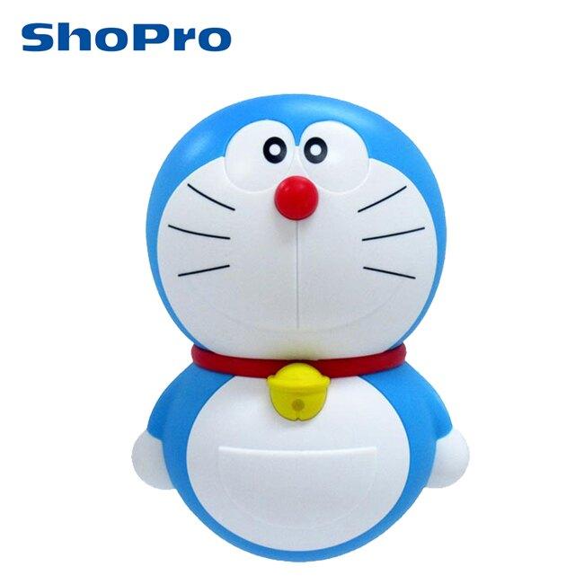 【日本正版】哆啦A夢 不倒翁 玩具 搖擺不倒翁 小叮噹 DORAEMON ENSKY - 466497