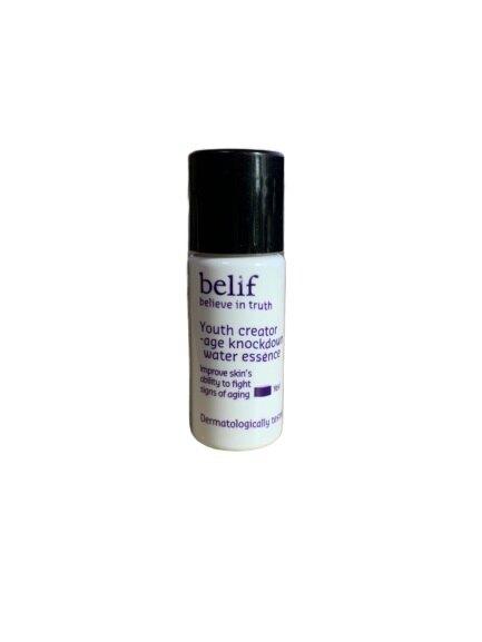 【belif】紫苑青春活膚精華露攜帶瓶(5ml) 效期2022.06【淨妍美肌】
