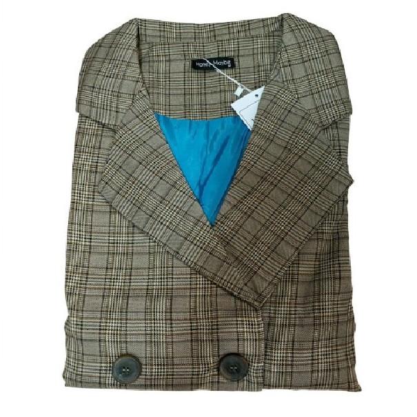 英倫風復古西裝外套 件