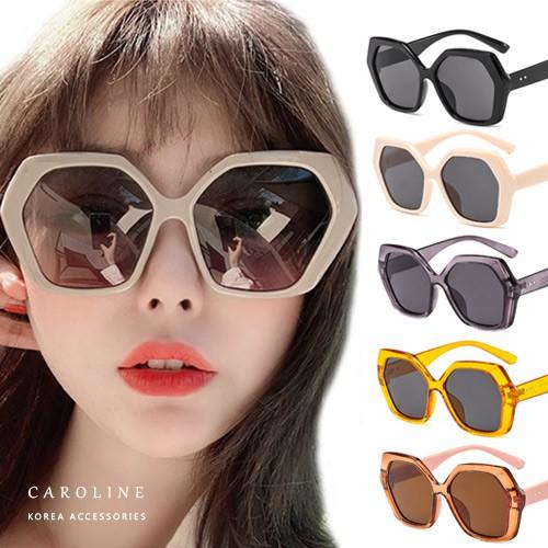 5色 年度最新網紅款抗UV太陽眼鏡 72191